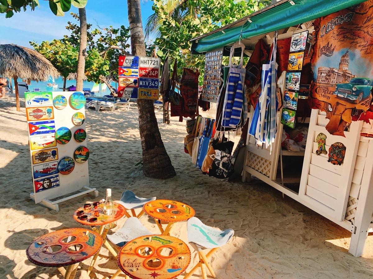 Varadero 21ビーチお土産