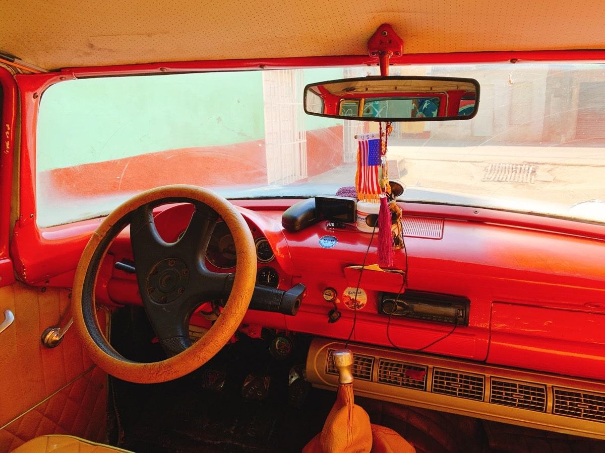 Varadero 3タクシー