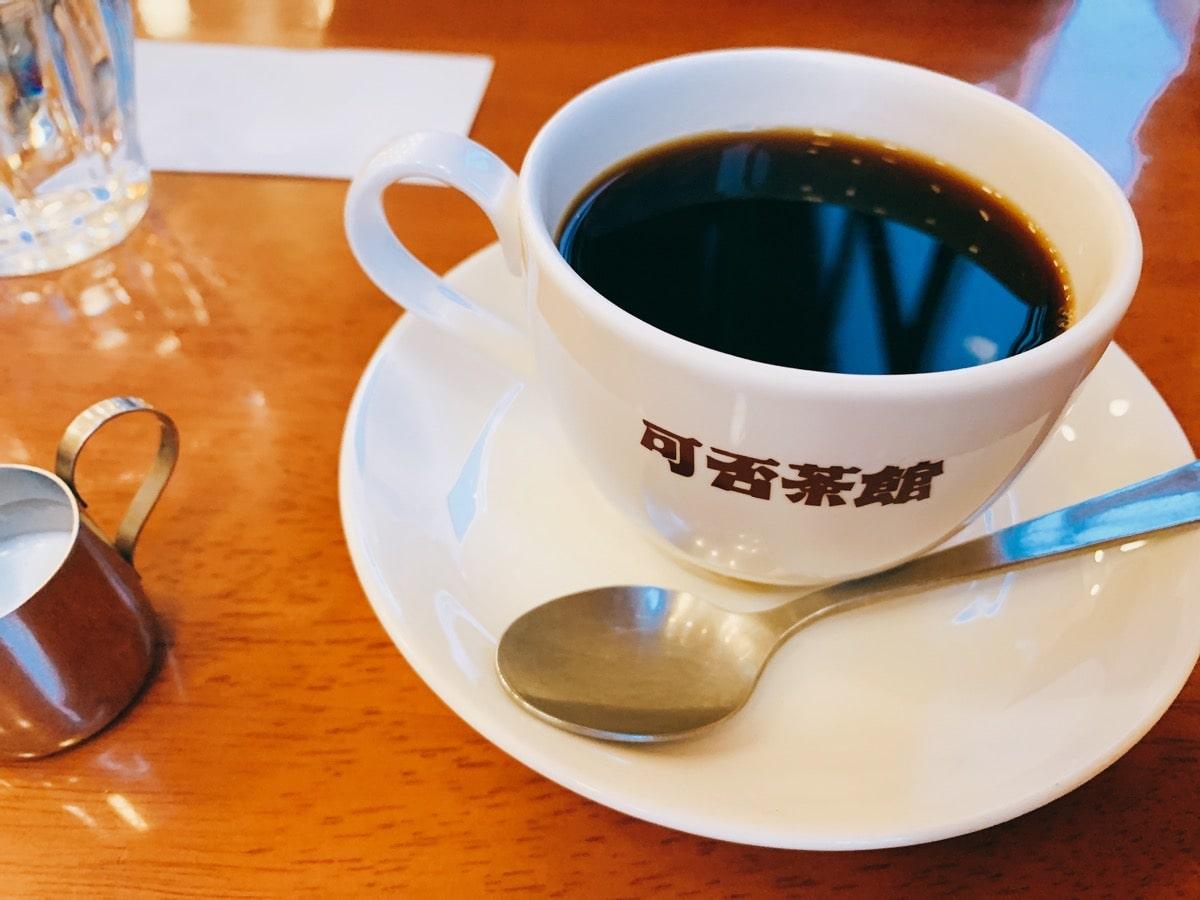 Otaru kissa 4可否茶館コーヒー