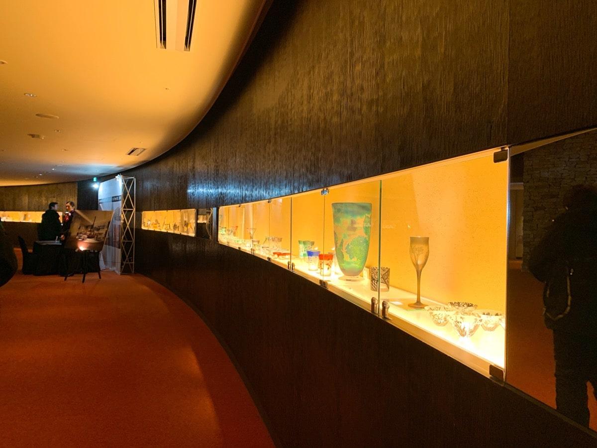 Hilton niseko 3ヒルトンガラス