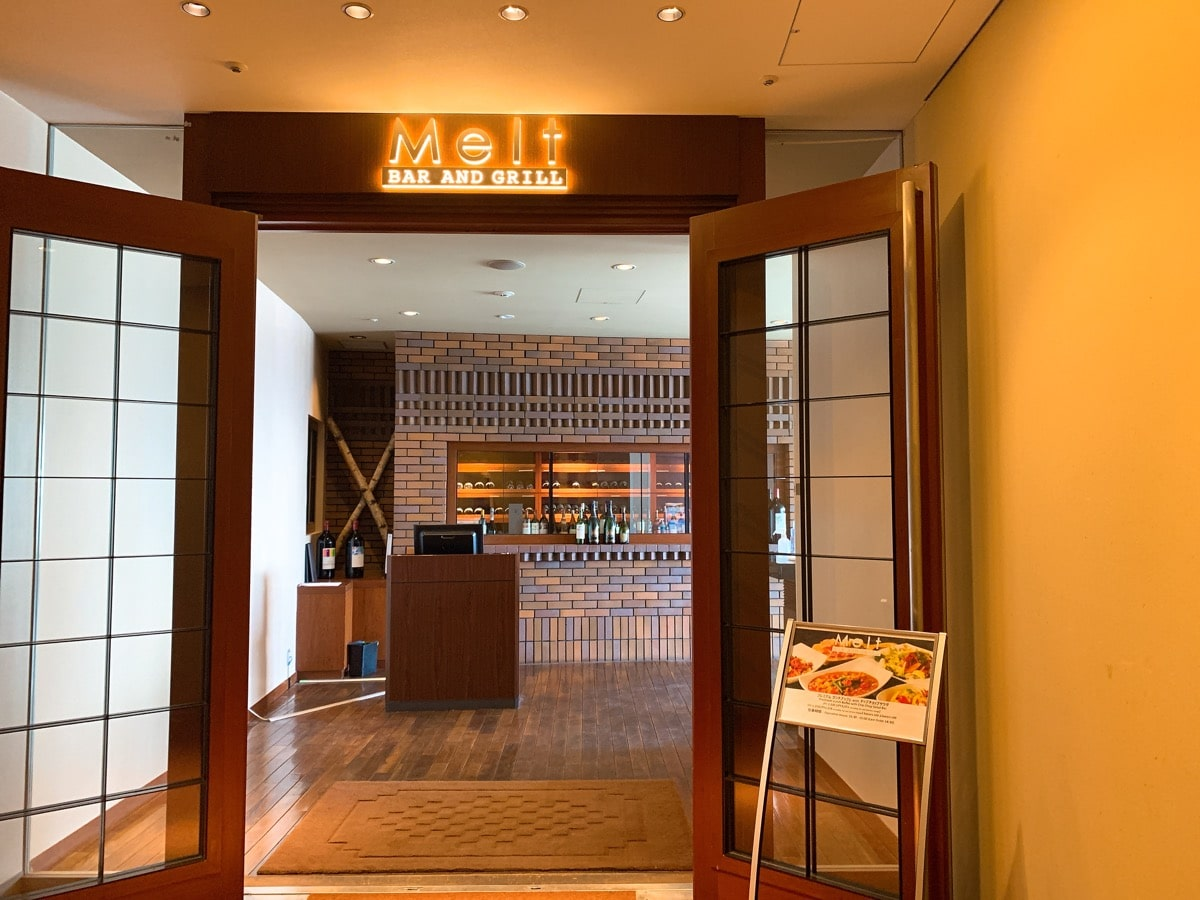 Hilton niseko 10レストラン1