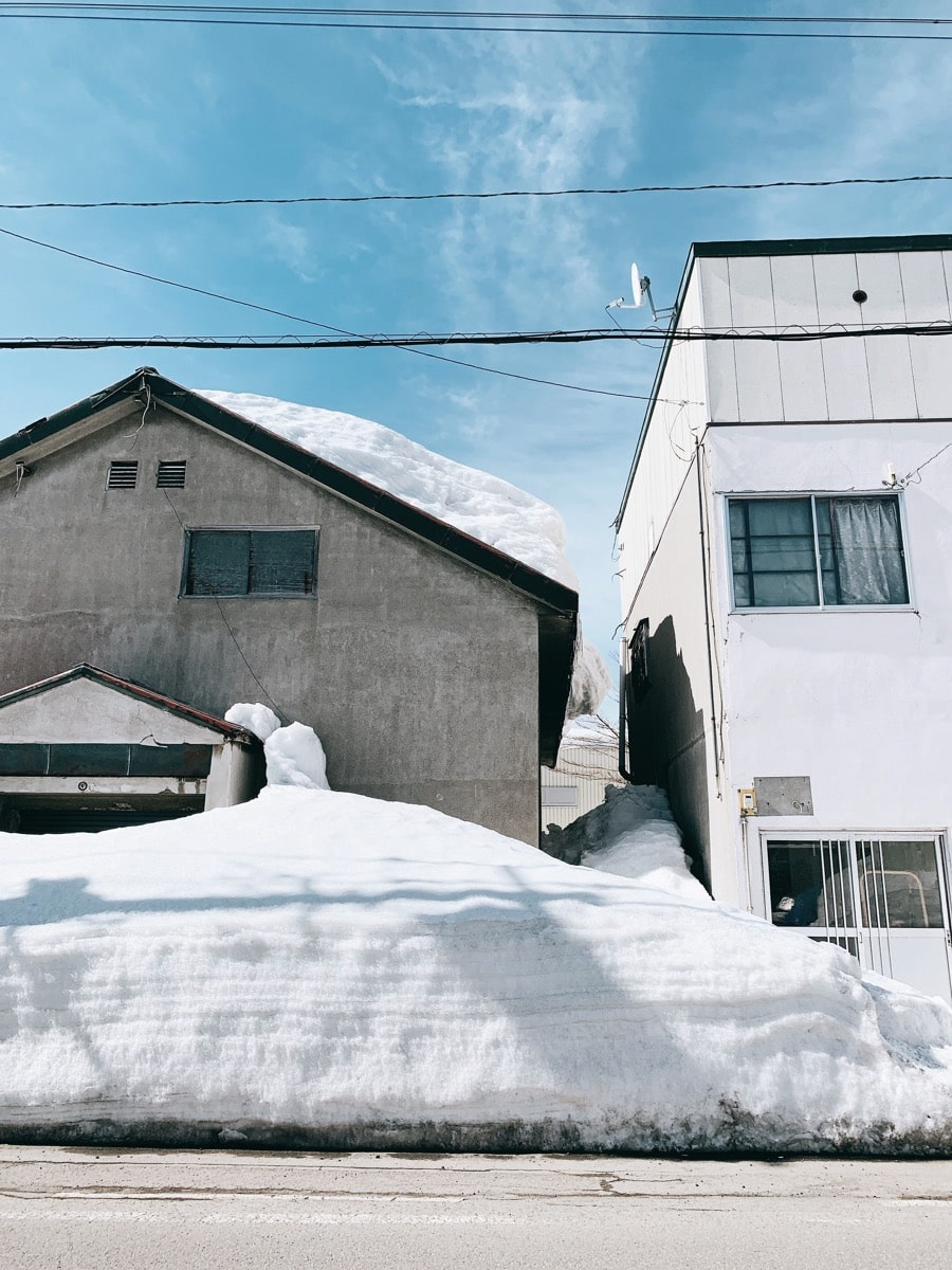 Kucchan 4雪が積もる