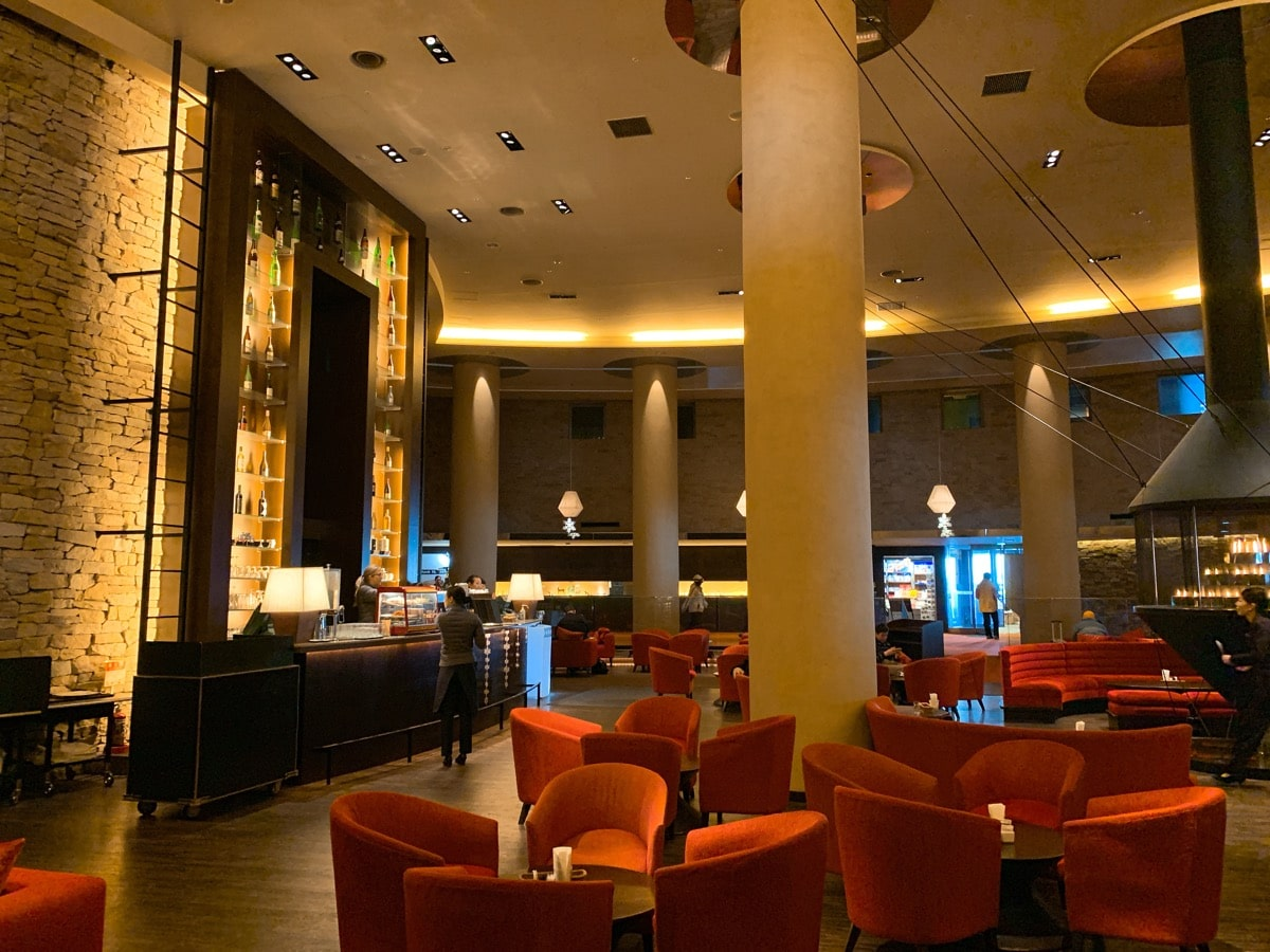 Hilton niseko 5ヒルトンカフェ