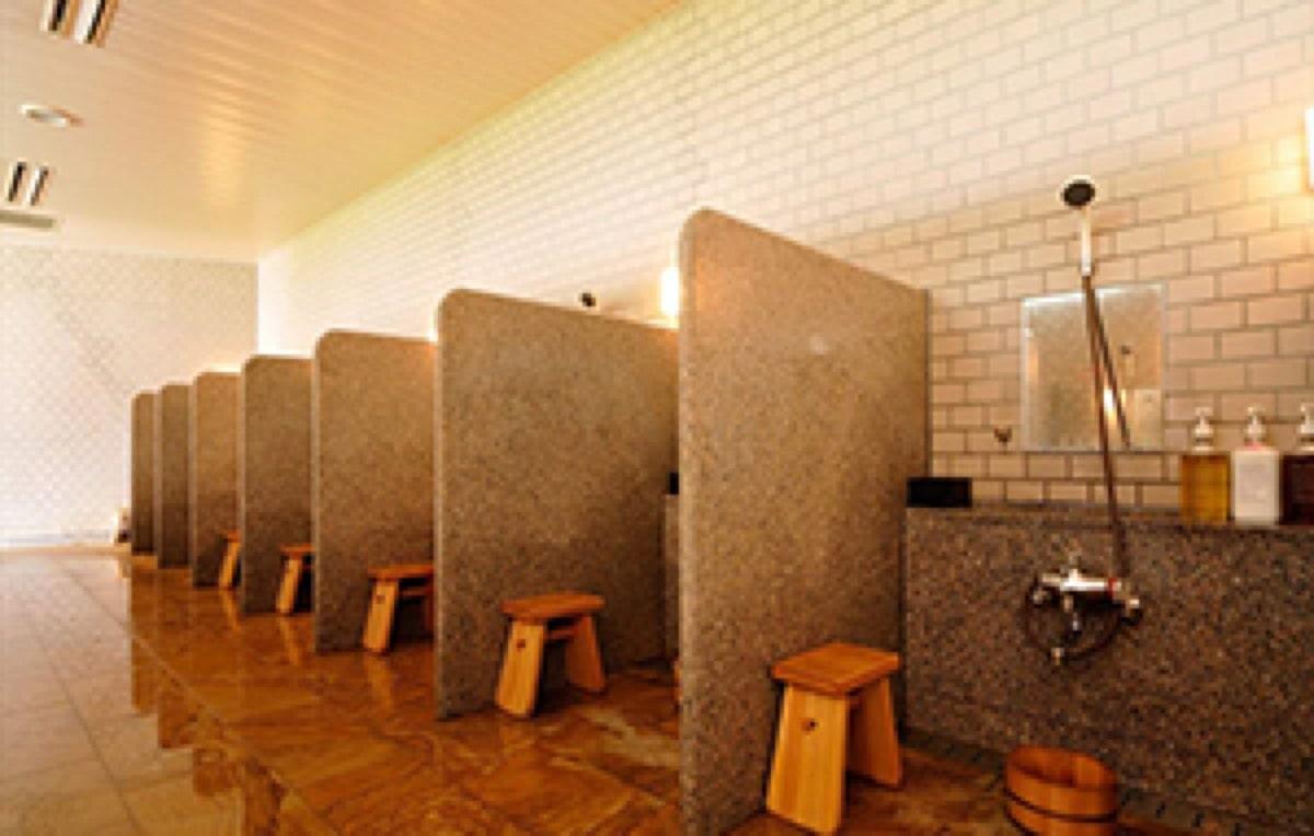 Hilton niseko 22浴場内