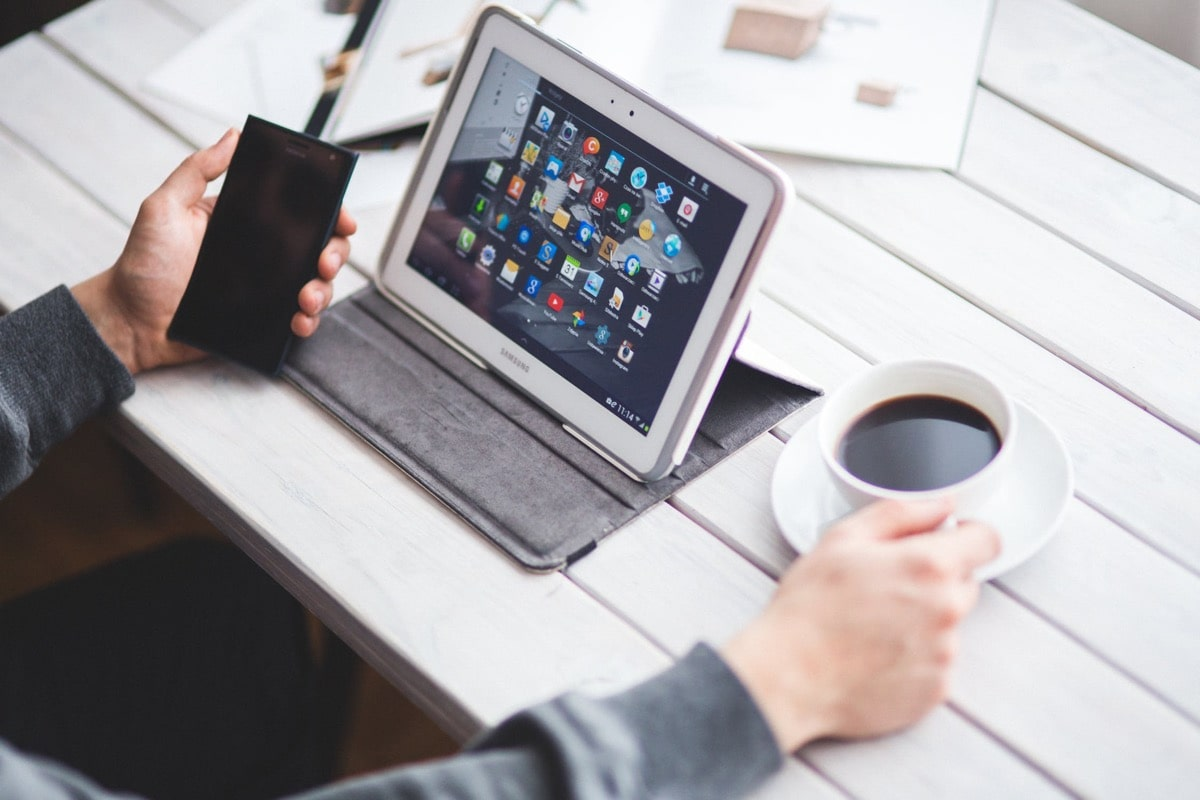 Tablet use 16パソコンの代用