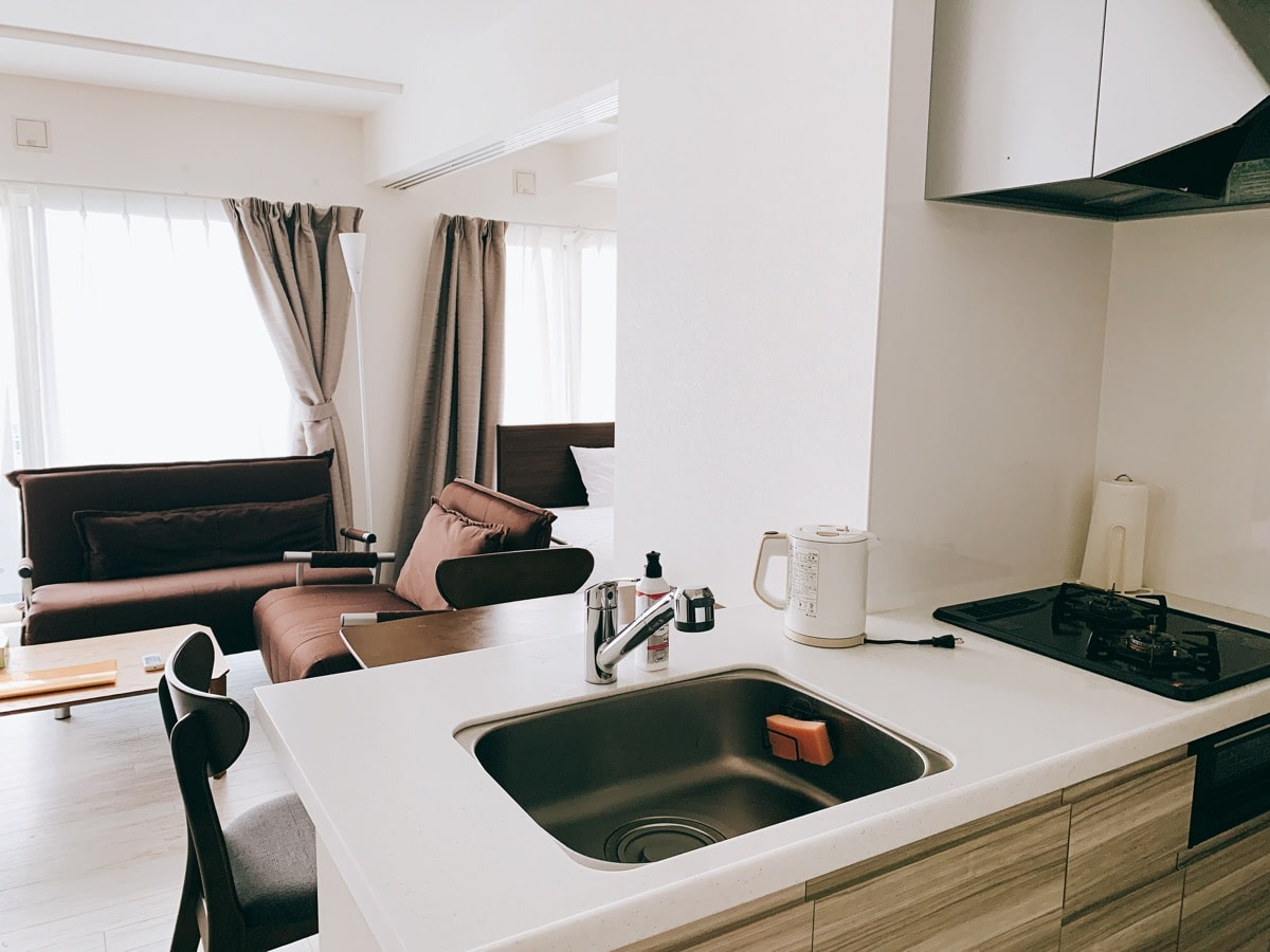 Airbnb howto 2国内のマンション