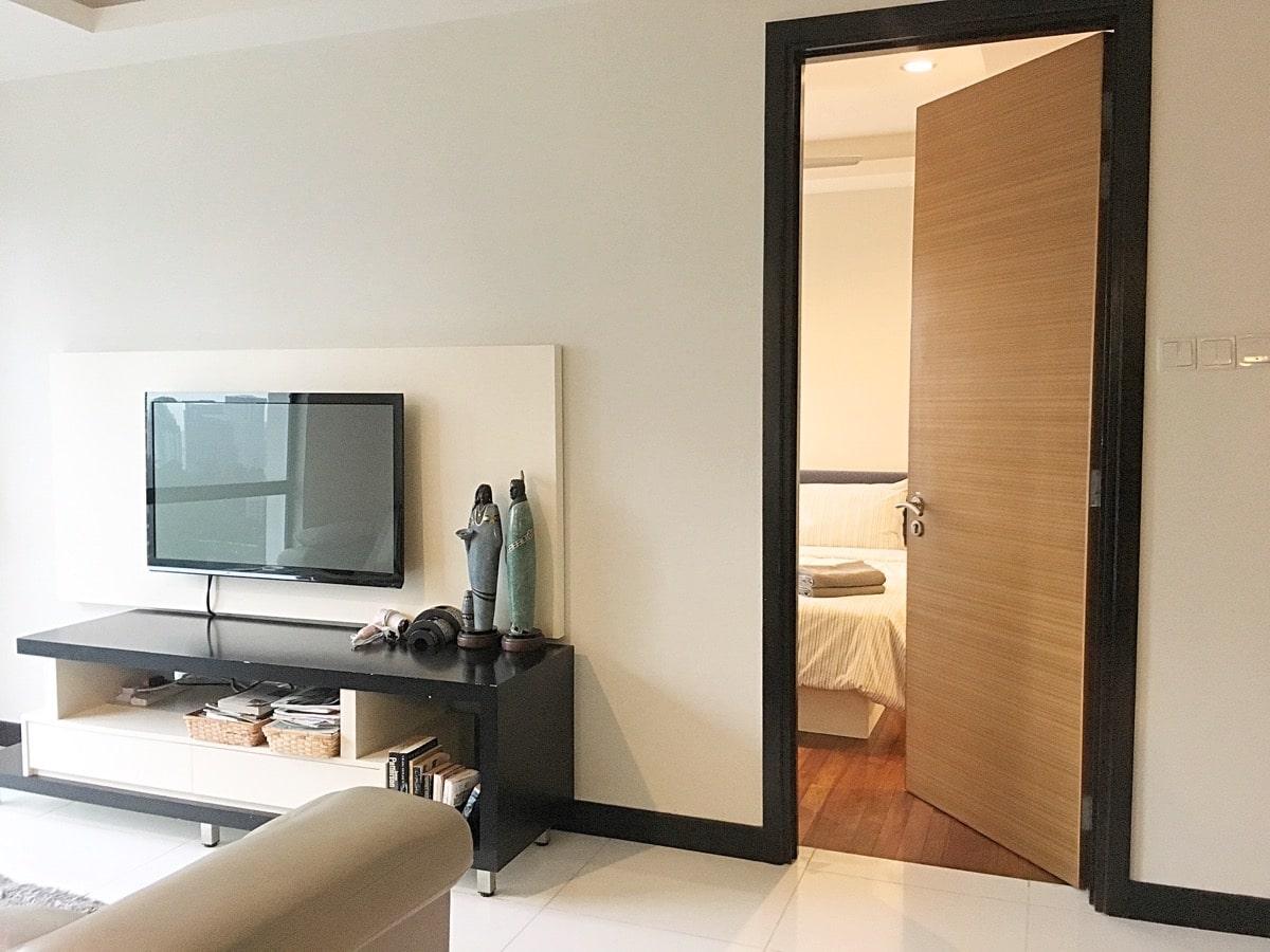 Airbnb howto 7コンドミニアム個室