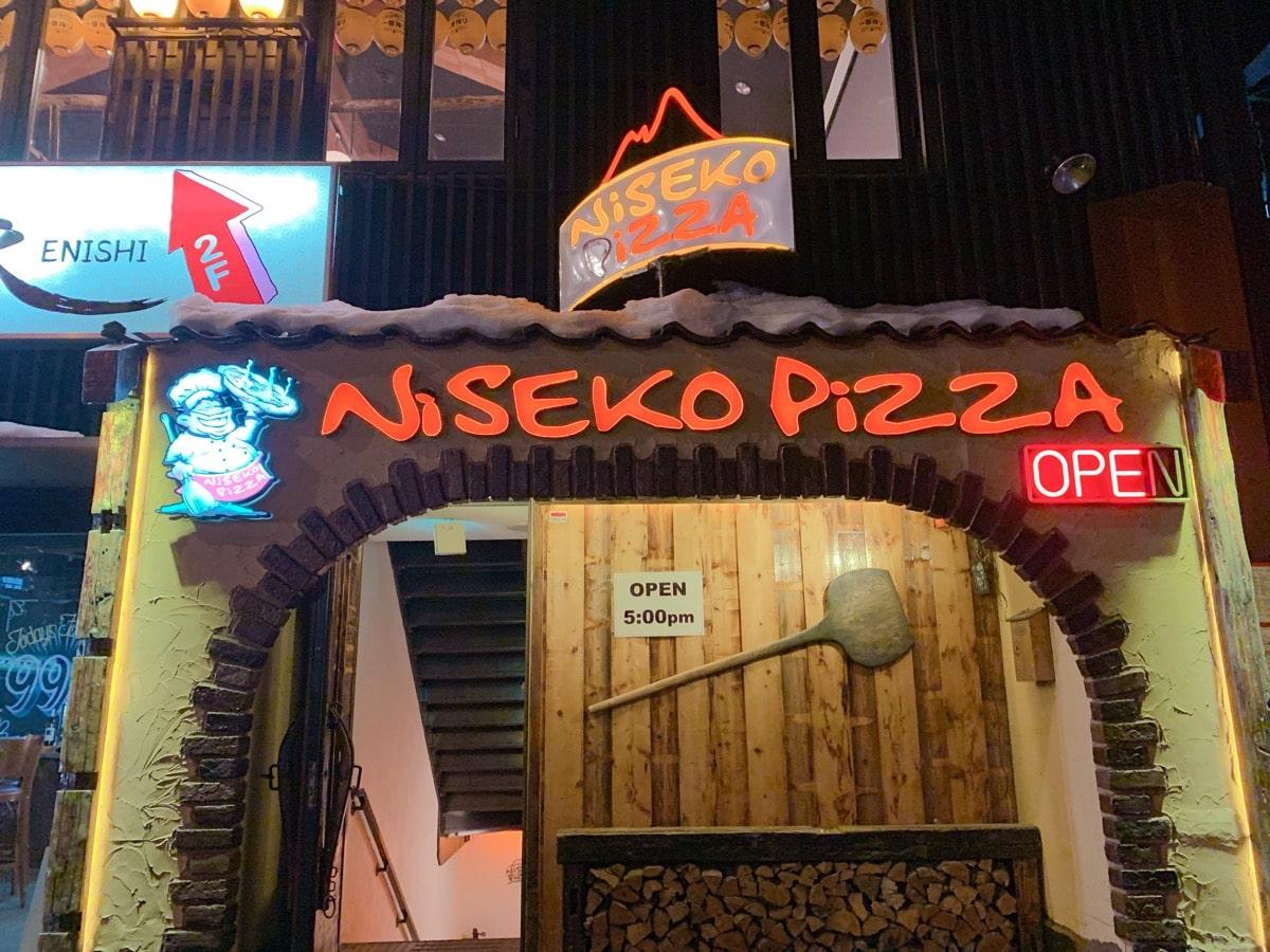 Niseko job 7外国レストラン