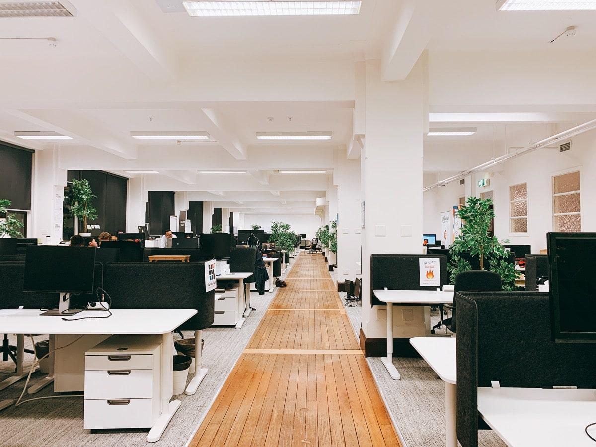 Australia startup 14タンクストリームラボオフィス