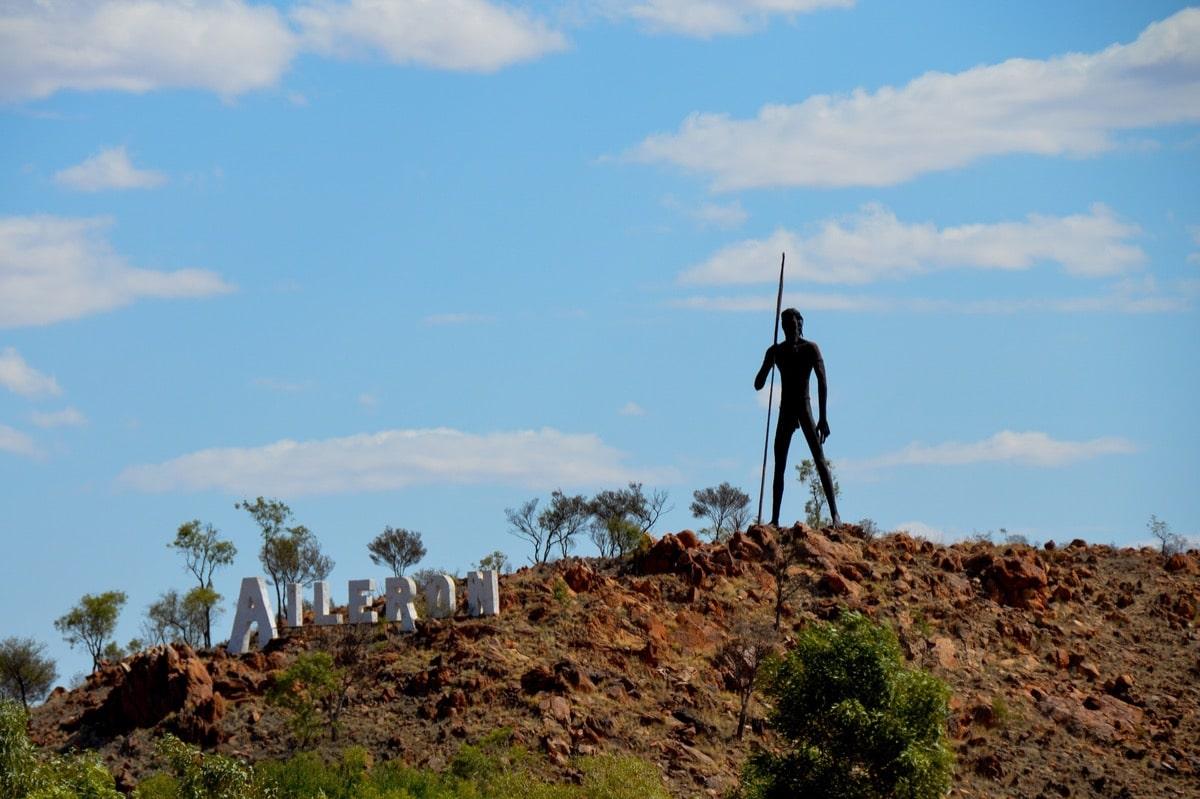Aboriginal beliefs 3所有の概念