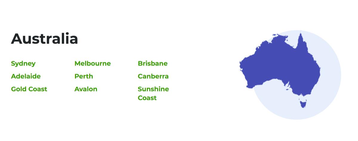 Ola 4オーストラリア