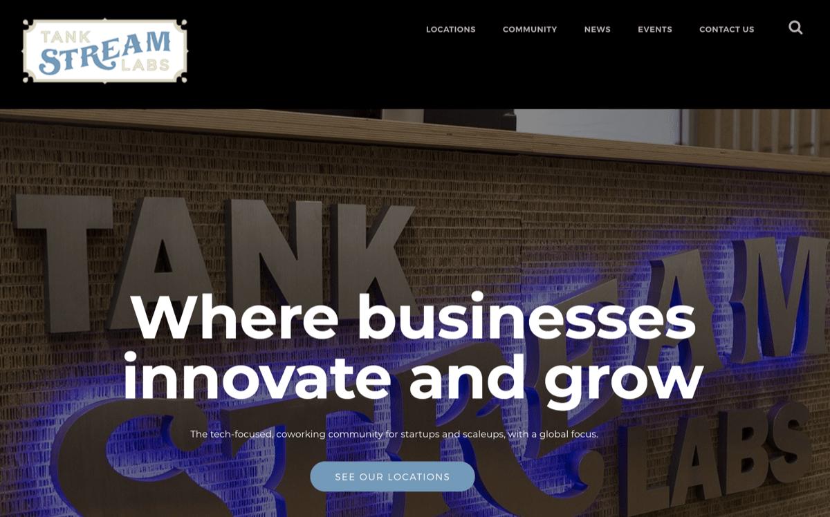 Australia startup 19タンクストリームラボトップ