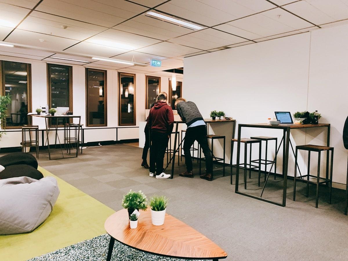 Australia startup 11タンクストリームラボ打合せ