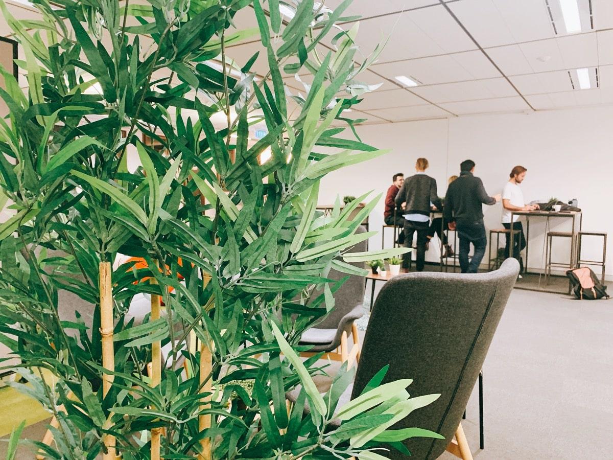 Australia startup 9タンクストリームラボ植物