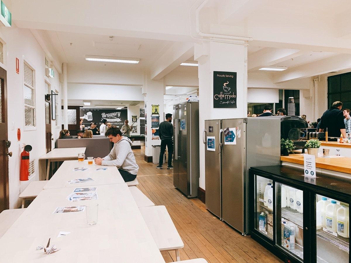 Australia startup 15タンクストリームラボキッチン