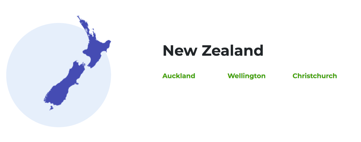 Ola 5ニュジーランド