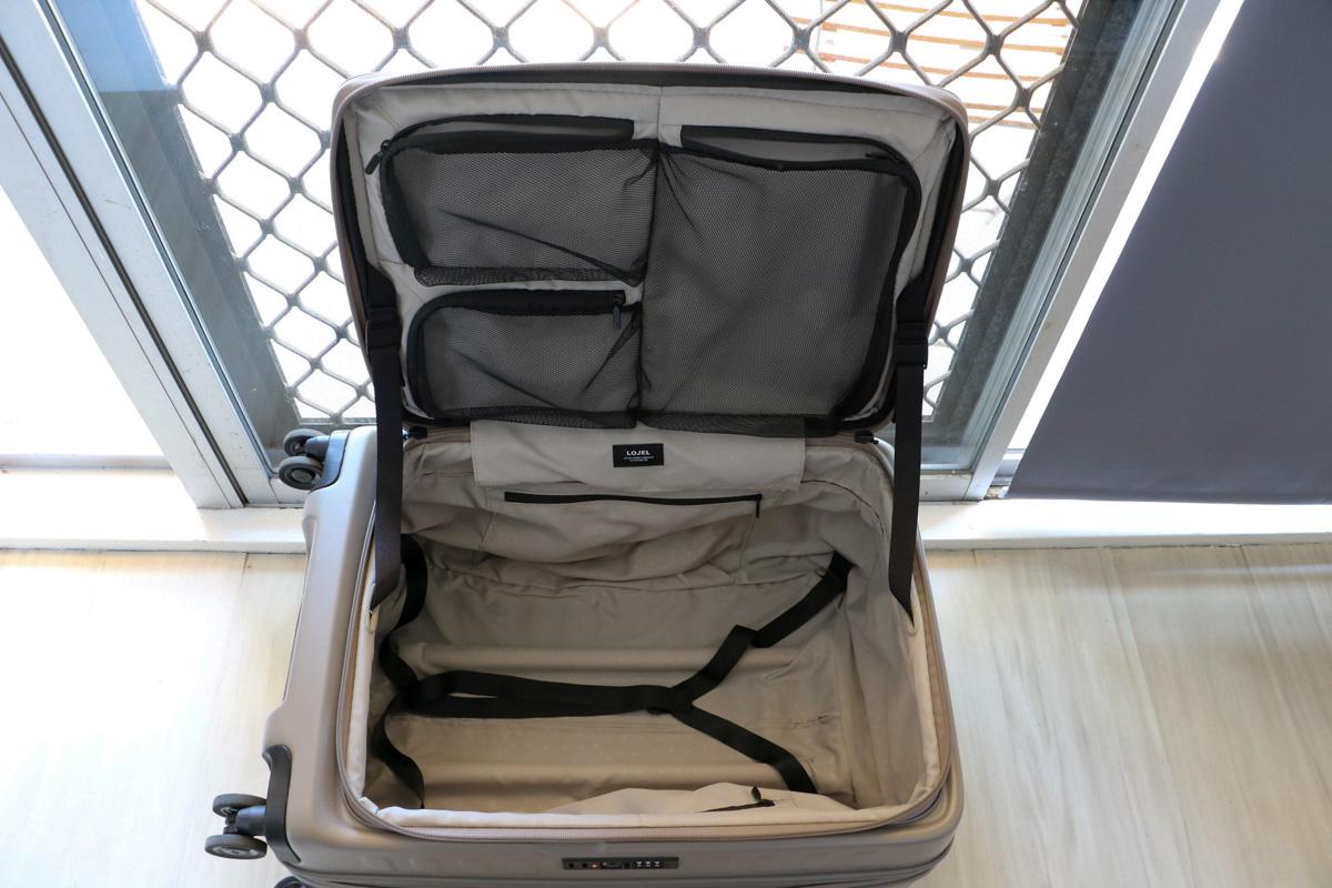 Suitcase hitotsu 4スーツケースの中身