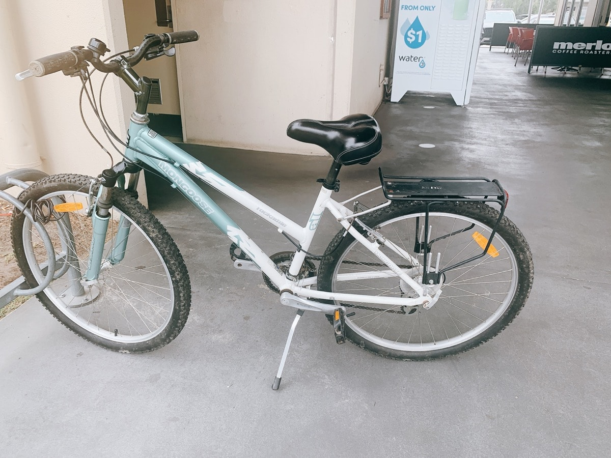 Sustainable living 5自転車移動