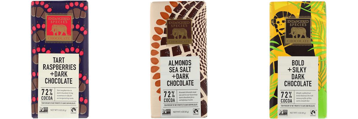 Iherb basic 11チョコレート