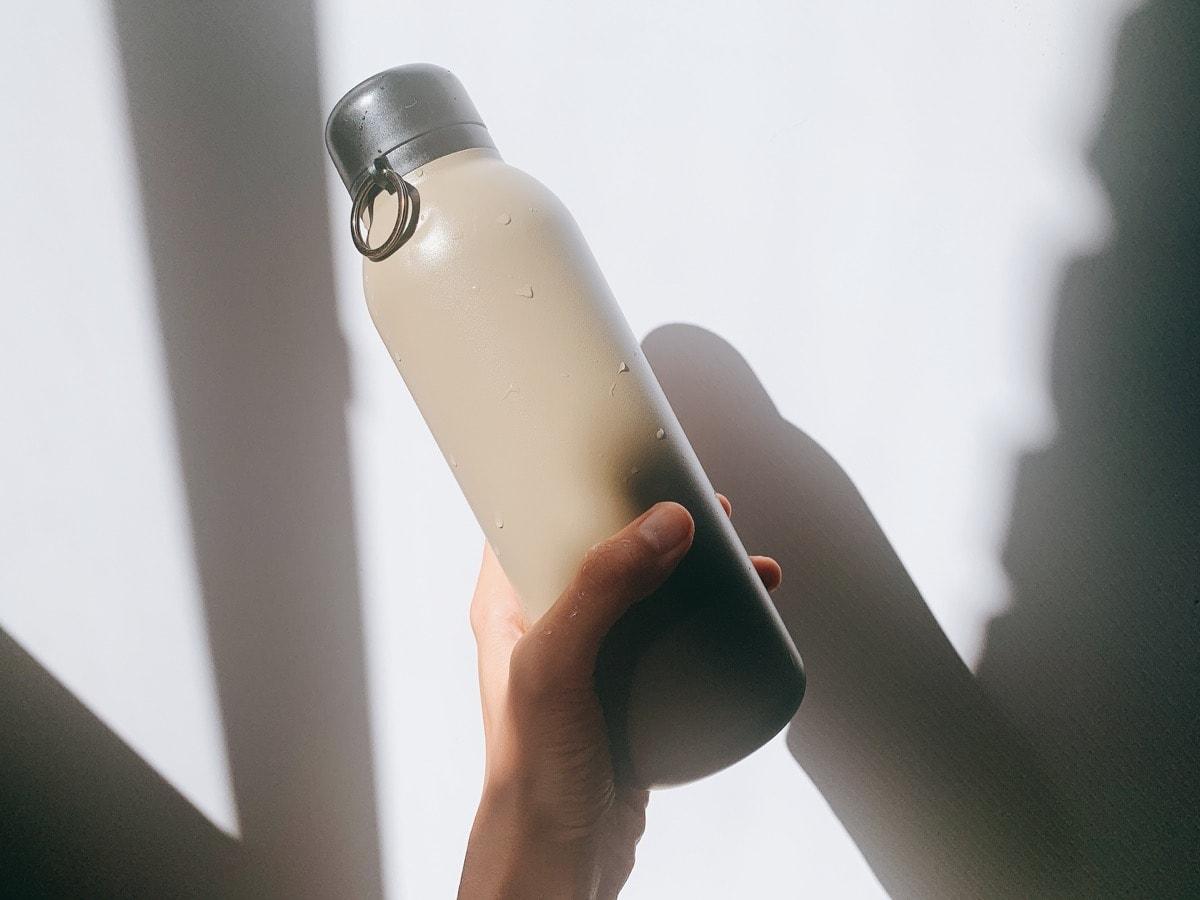Sustainable living 18マイボトル
