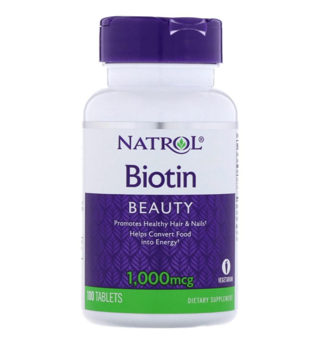 Iherb supplement 2ビオチン