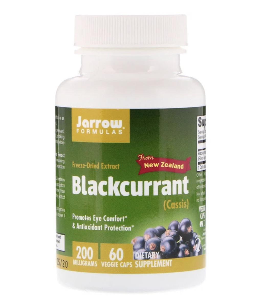Iherb supplement 11ブラックカラント