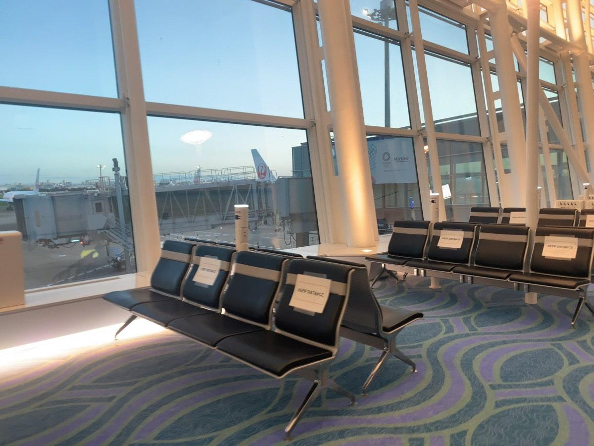 Australia kikoku202009 17検査待機場所