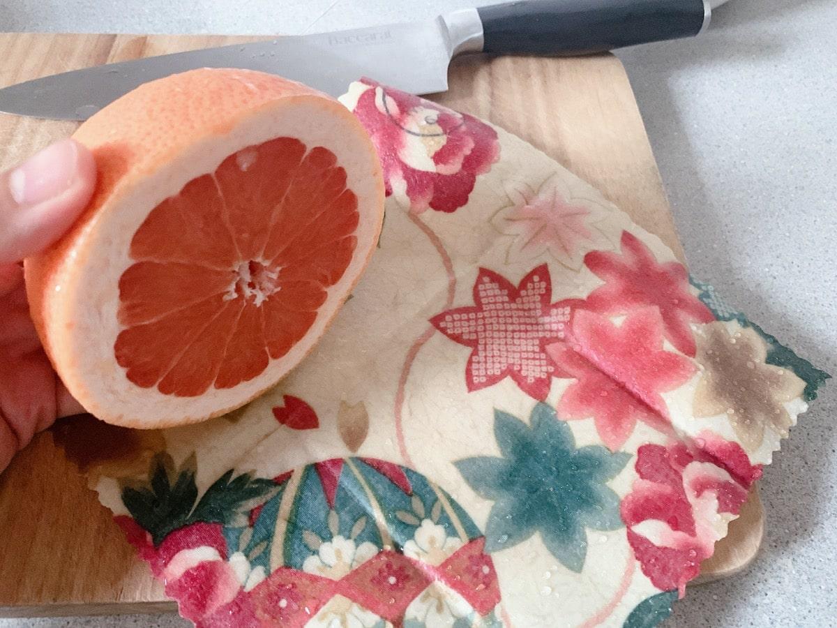 Food wrap 6蜜蝋ラップ保存