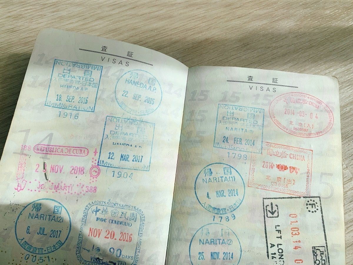Passport 10years 2