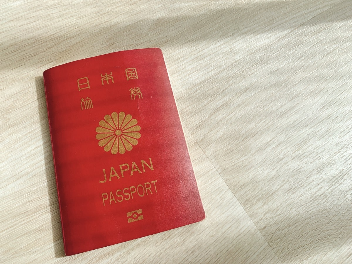 Passport 10years 8
