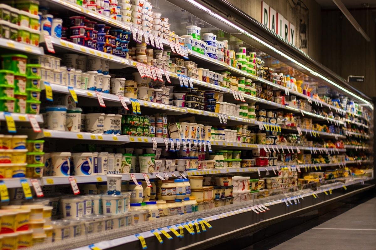 Milk egg longlife 6海外のスーパー
